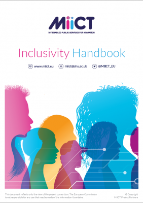 MIICT Inclusivity Handbook Cover